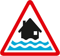Flood Alert logo