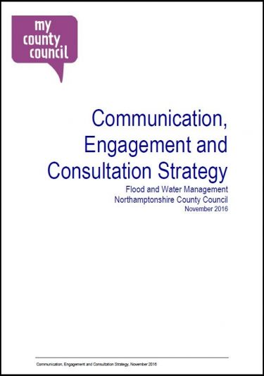 Download LFRM Communications Strategy