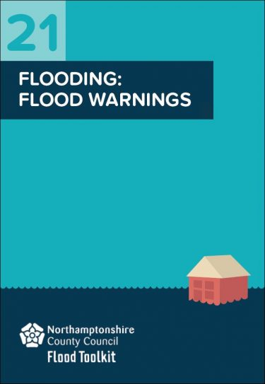 Flood Guide 21: Flood Warnings