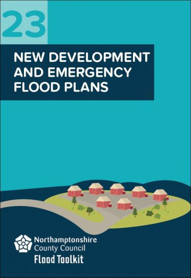 Flood Guide 23: New Development and Emergency Flood Plans
