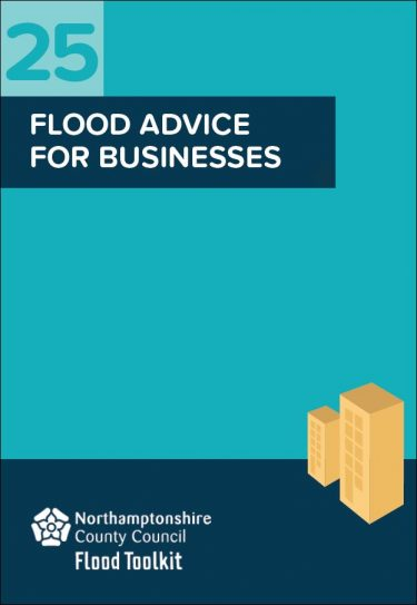 Flood Guide 25: Flood Advice for Businesses