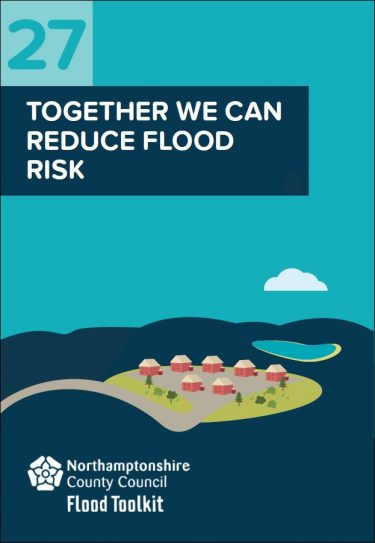 Flood Guide 27: Together we can Reduce Flood Risk