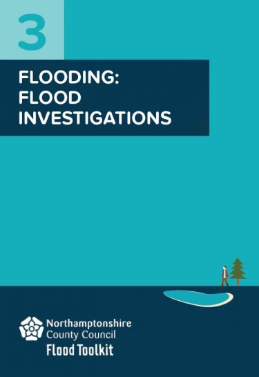 Flood Guide 3: Flood Investigations