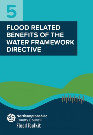 Flood Guide 5: Flood Related Benefits of the Water Framework Directive