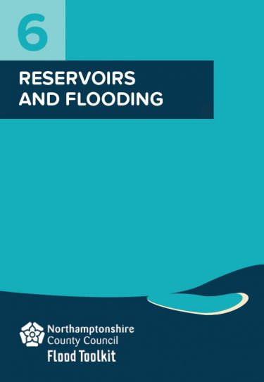 Flood Guide 6: Reservoirs and Flooding