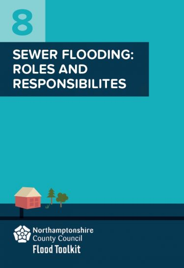 Flood Guide 8: Roles and Responsibilities for Sewers