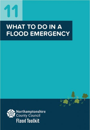 Flood Guide 11: What to do in a Flood Emergency