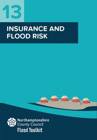 Flood Guide 13: Insurance and Flood Risk